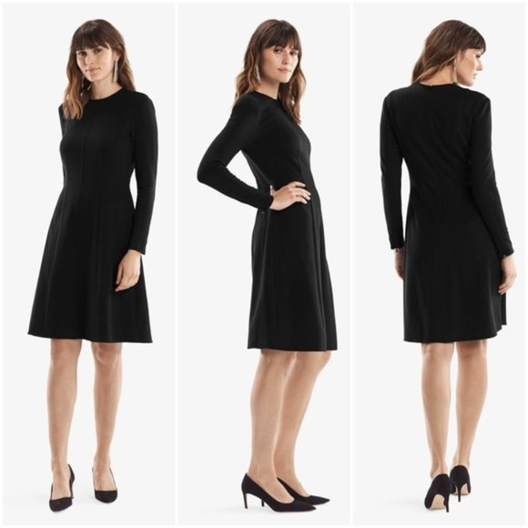 MM Lafleur Dresses & Skirts - CLEARANCE M.M. Lafleur The Ellis Dress Black
